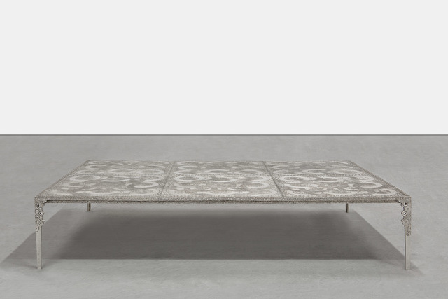 , 'Table Basse Anneaux (6 Plaques),' 2013, Carpenters Workshop Gallery