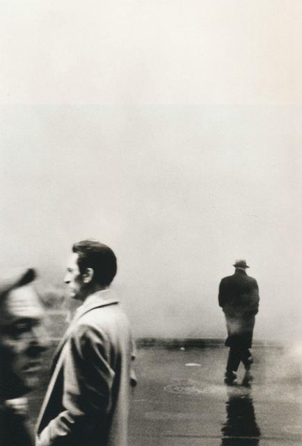 , 'Three Men, New York,' 1961, Howard Greenberg Gallery