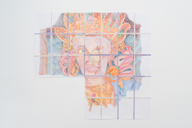 , 'Queen of Sheeba,' 2016, Pilar Corrias Gallery