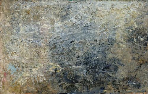 , 'Mud Flats,' 2011, Flowers
