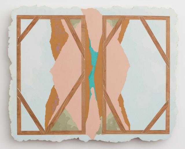 , 'Compound Flat #33,' 2013, La Napoule Art Foundation