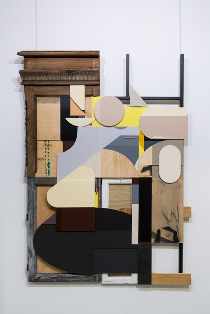 Alexey Luka, 'Adult Attachment Theory', 2019, Mixed Media, Wood, plywood, found objects, acrylic, Ruarts Gallery