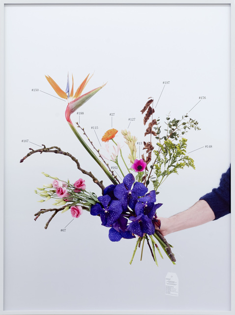 , 'A Critic's Bouquet by Hili Perlson for Berlinde de Bruyckere ,' 2015, Kadel Willborn