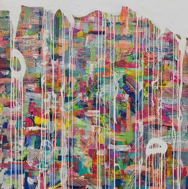 , 'Interface ,' 2017, Adelman Fine Art