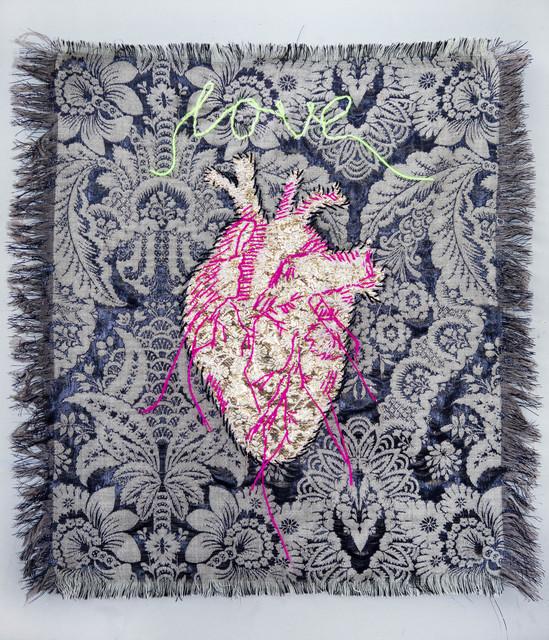 Anastasiia Podervianska, 'Love', 2019, Voloshyn Gallery