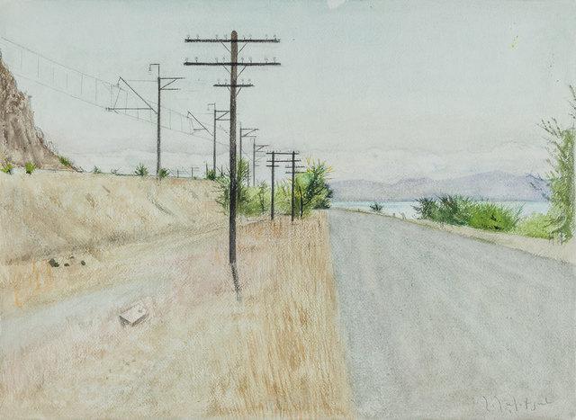 , 'To Lake Sevan,' 1986, Tufenkian Fine Arts