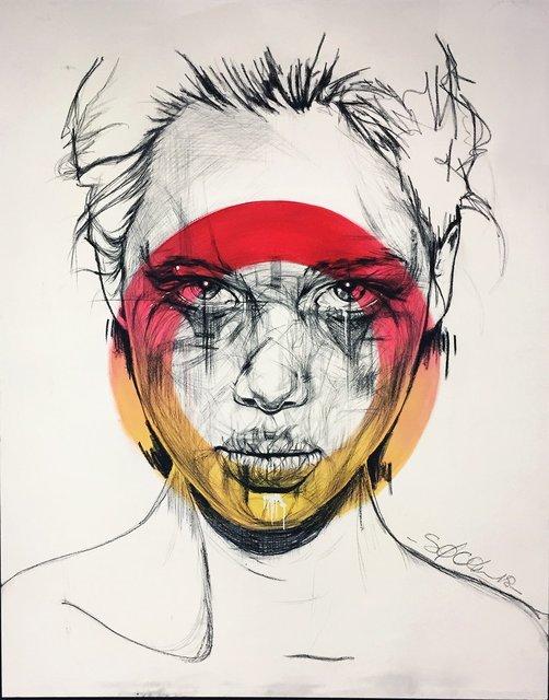 , 'Sunrise,' 2018, Acid Gallery