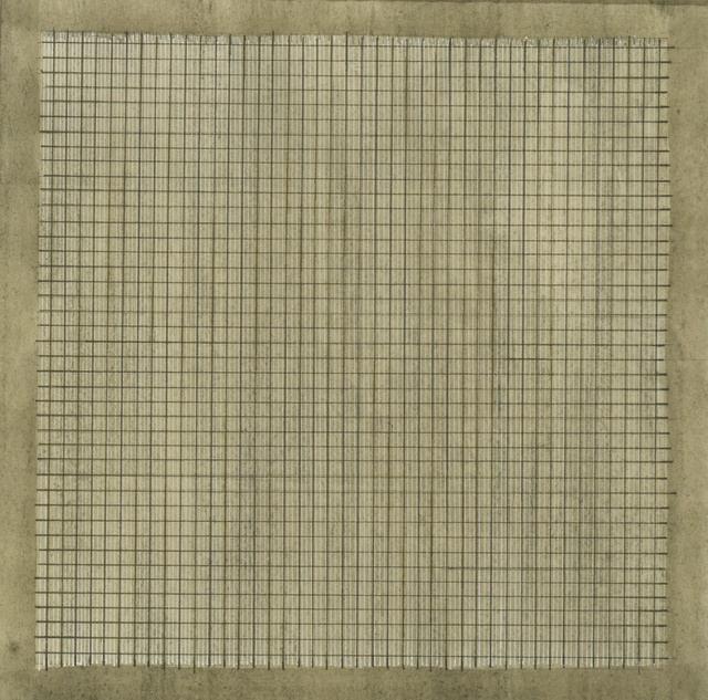 Agnes Martin, 'Wood 1', 1965, Art Resource