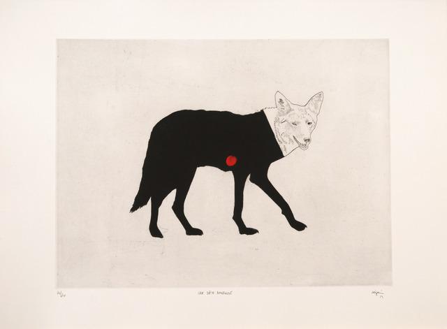 Marc Séguin, 'La bête amoureuse', 2019, Galerie Simon Blais
