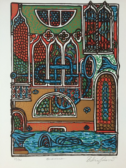 Tobia Rava, 'Venexiana', Galerie AM PARK