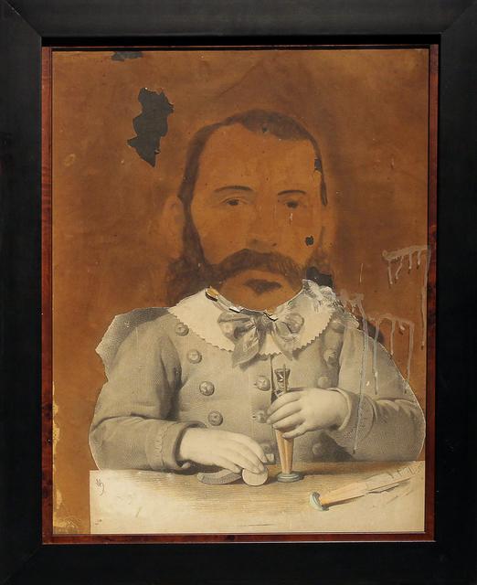 , 'Robert Louis Stevenson,' 2007, Kent Fine Art