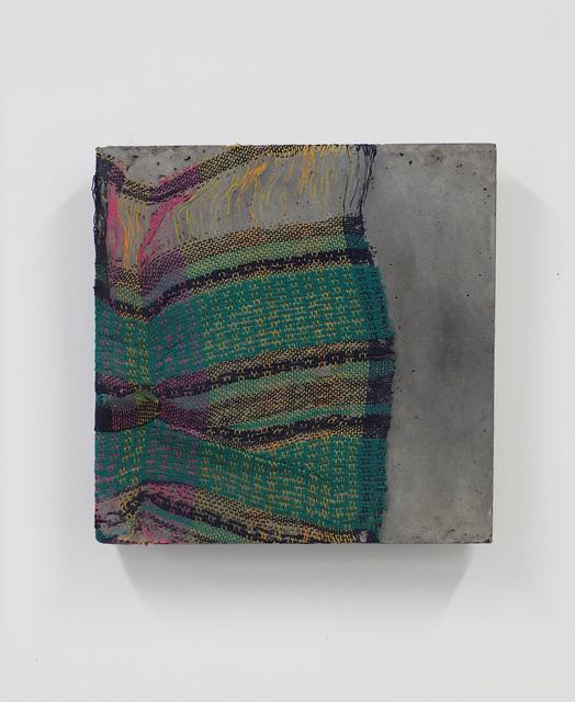 , 'Fold, Enfold, Unfold 02,' 2017, Morgan Lehman Gallery