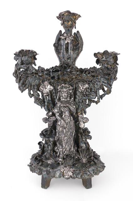 , 'Candelabra (Slytherin BB),' 2017, Conduit Gallery