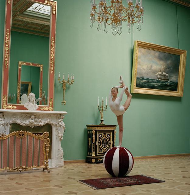 , 'Gymnast on the ball,' 2008, Anna Nova Gallery
