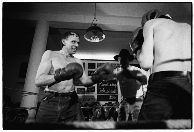 , 'Beuys boxt 08.10.1972 Nr.17 0169-24a,' 1972, Waddington Custot
