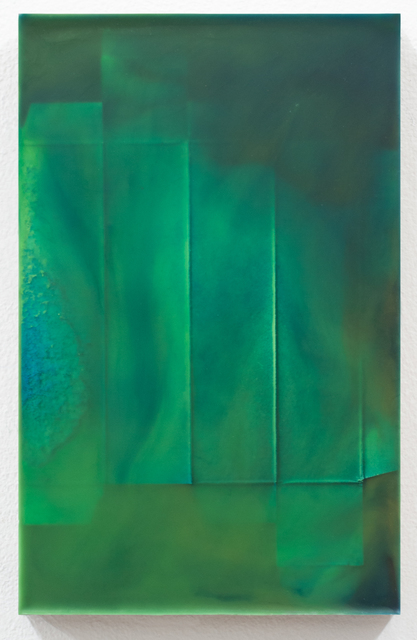, 'Derma/e  (unframed waxwork),' 2018, Front Room Gallery