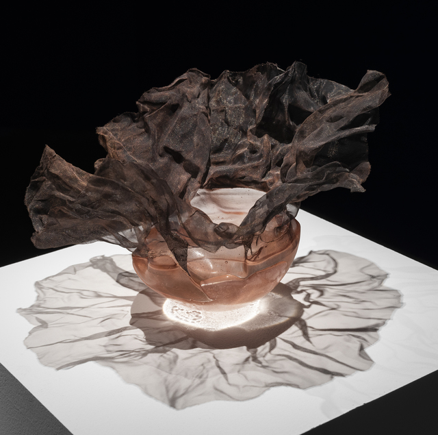 , 'Nest 1,' 2018, bitforms gallery