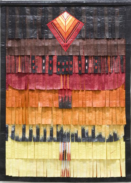 , 'Jaune ocre 4AK,' 2018, Primo Marella Gallery