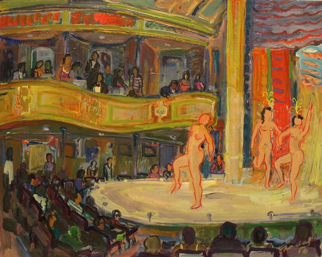 , 'el Molino,' 1980, Galeria Jordi Pascual
