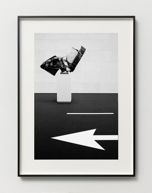 , 'Chamberlain Drive Thru,' 2014, Buchmann Galerie