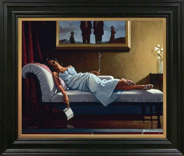 , 'The Letter ,' 2019, M1 Fine Art