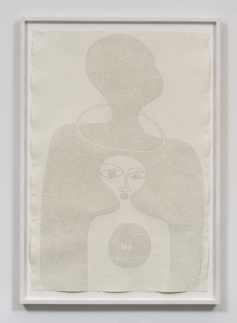 , 'I am Ohen, custodian of memories,' 2017, Tyburn Gallery