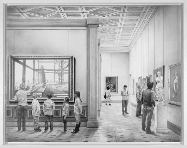 , 'Sala, obra, espectador I,' 2017, Vetusart