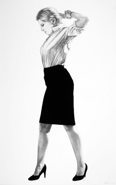 Robert Longo, 'Cindy', 2002, michael lisi / contemporary art