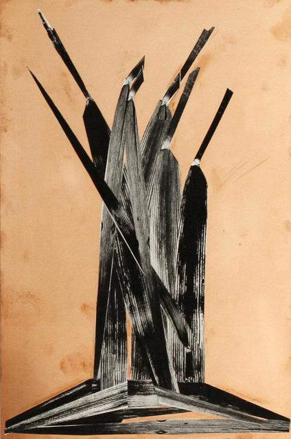 , 'untitled,' 2012, Galerie Pfab