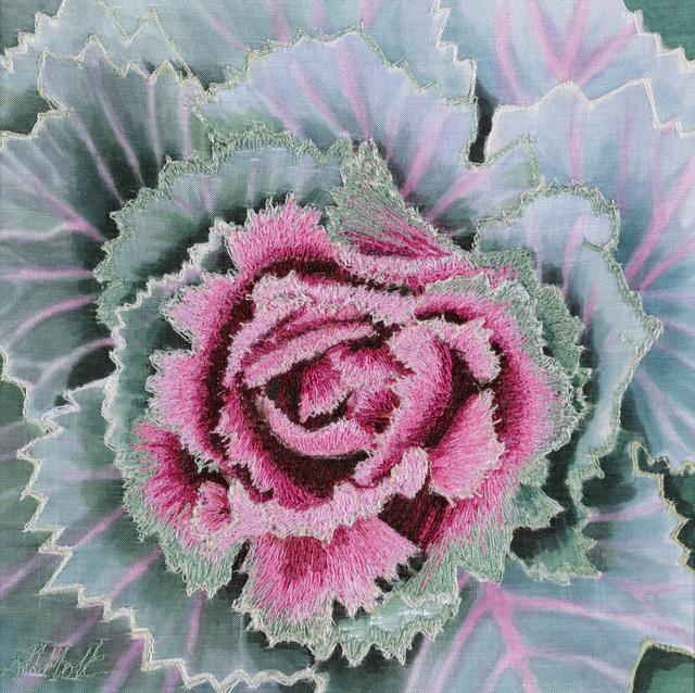 , 'Pink Cabbage II,' 2019, Daniel Raphael