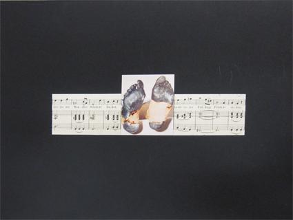, 'lasst sie der prüfung früchte sehen,' 1993, Christine König Galerie