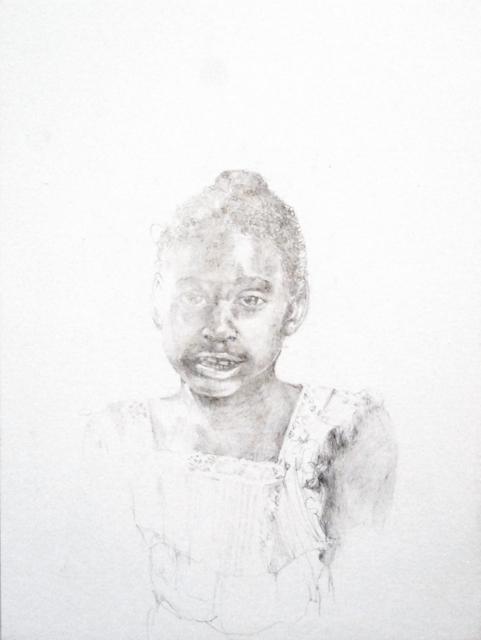 , 'Suicide Bride - Faded Milk Carton Martha Mae,' 2017, DENK Gallery