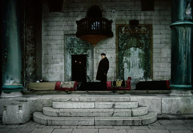 , 'Sarajevo. Muslim funerals in a Mosque. ,' 1984, Magnum Photos