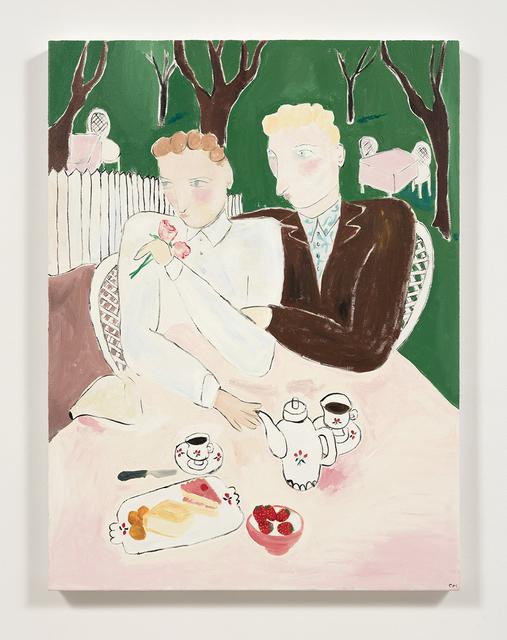 , 'Unrequited Love,' 2017, Steve Turner
