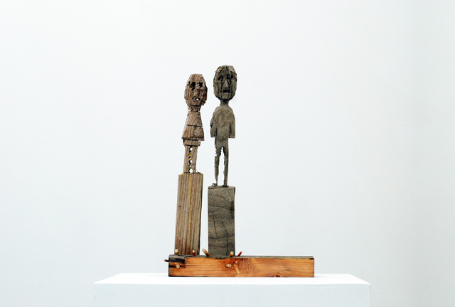 , 'Couple,' 2016, Cindy Rucker Gallery
