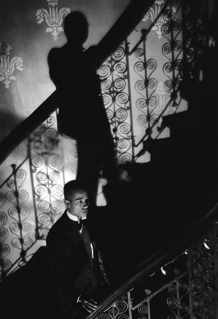 , 'Film-Noir Staircase (Looking for Langston Vintage Series),' 1989-2016, Victoria Miro