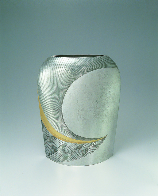 , 'Silver Vase Yū (Distant),' 2007, Onishi Gallery