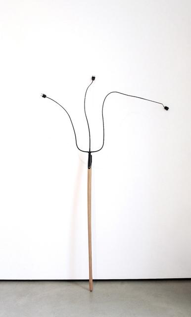 Markus Hofer, 'Kabelgabel', 2017, Mario Mauroner Contemporary Art Salzburg-Vienna