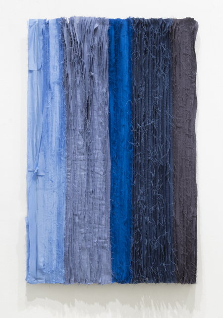 , 'Blue take me to the end of all loves (10),' 2019, Primo Marella Gallery