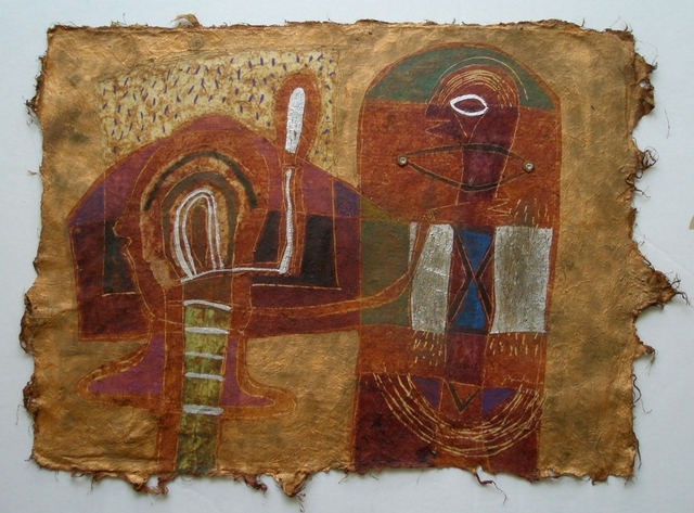 Guillermo Pacheco, 'Sin titulo (GUP-P-09)', 1998, Galería Quetzalli
