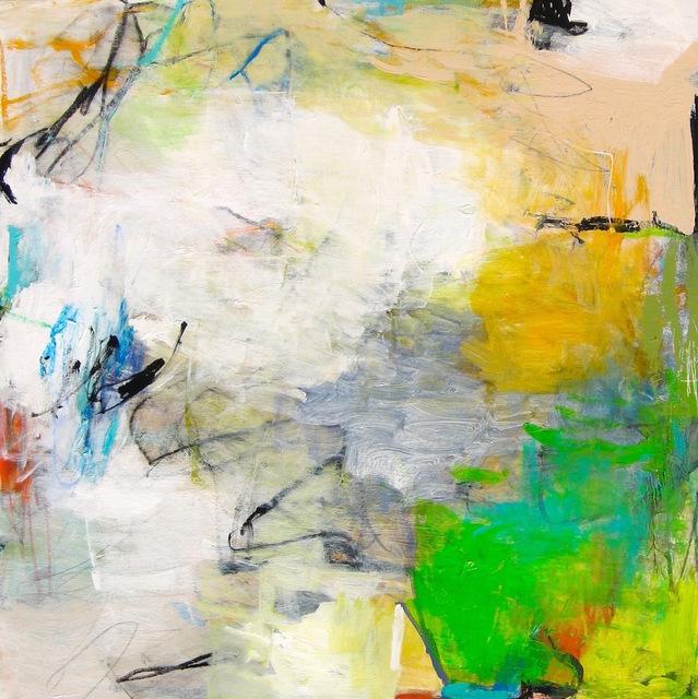 , 'Springboard,' 2018, Muriel Guépin Gallery