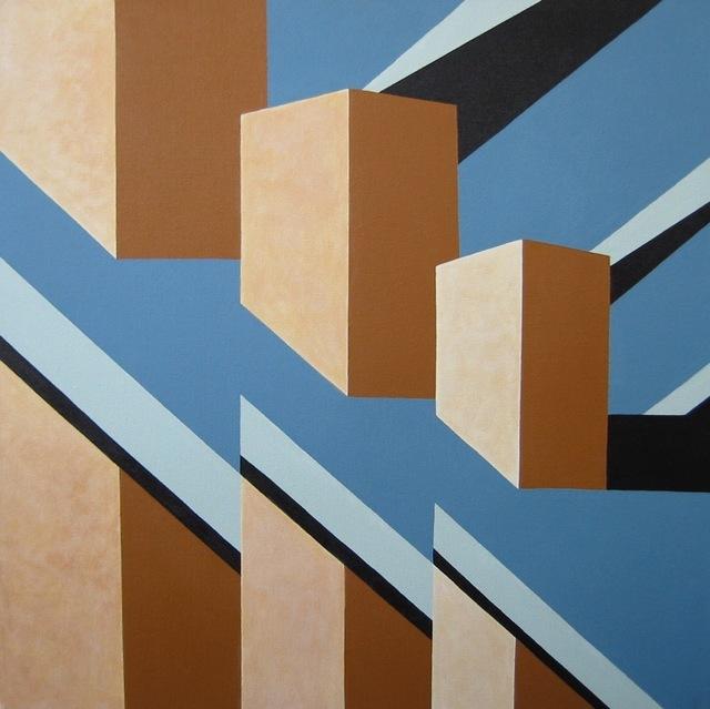 , 'Trinity,' 2006, Dab Art