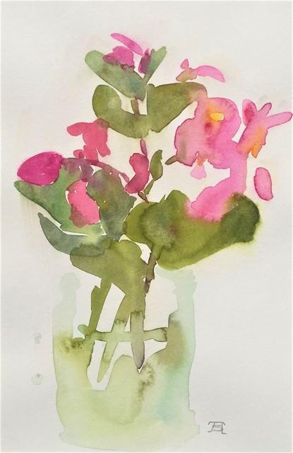 , 'Pink Begonia,' , Tim Collom Gallery