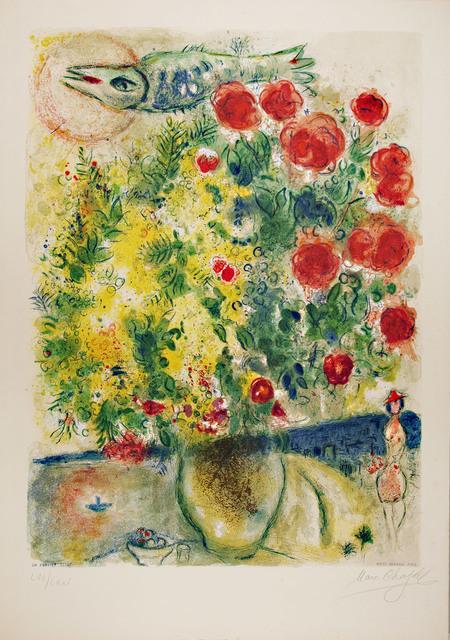 , 'Roses et Mimosas (Nice et la Côte d'Azur),' 1967, Galerie Raphael