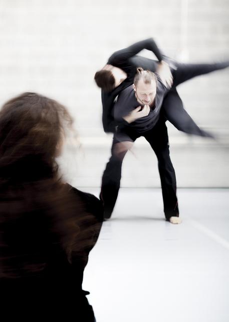 , 'Sursum Corda - action ,' 2017, Galleria Fumagalli