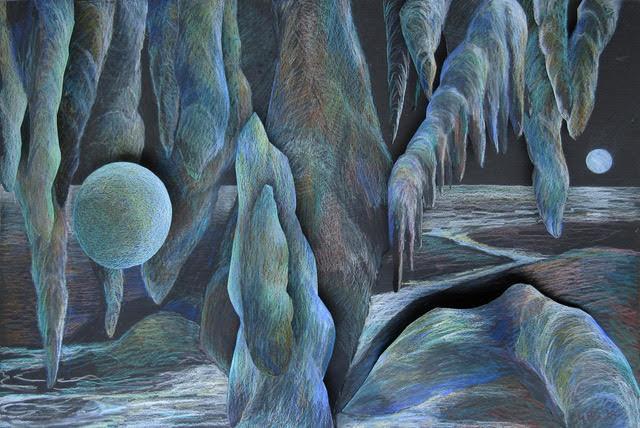 , 'Caverns,' 2018, Ro2 Art