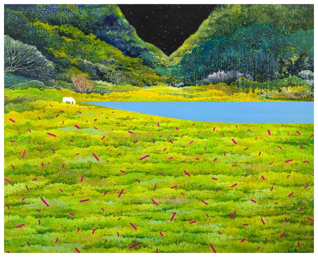 , 'Back to that Moment of Tranquility,' 2014, Liang Gallery