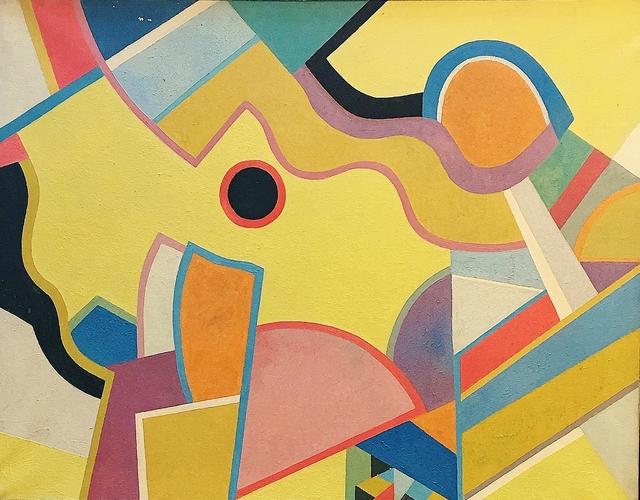 Patrick Burke, 'Veduta #1', 1963, Lawrence Fine Art