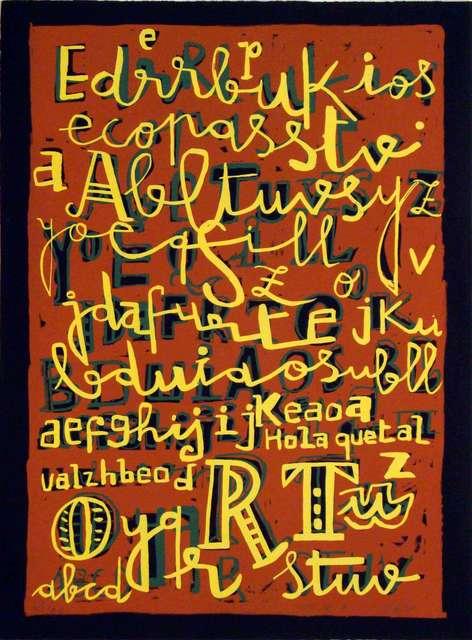 , 'Tipografia I,' , Sala Parés