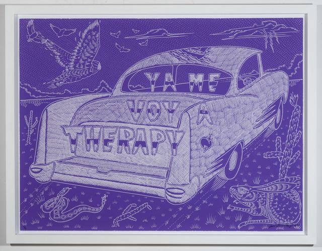 , 'Ya Me Voy a Therapy,' 2015, Ruiz-Healy Art